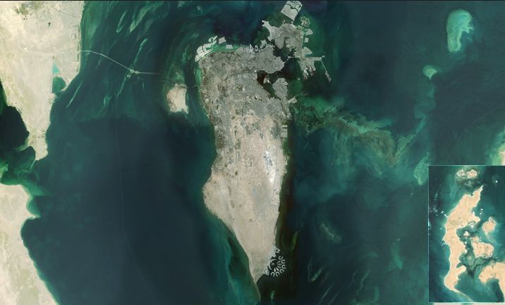 Bahrain Islands