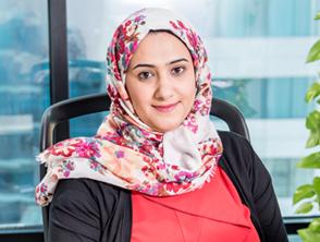 Ms. Huda Jamal Al-Wazeer